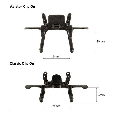 Method Seven Clip-on Classic LED