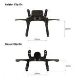 Method Seven Clip-on Aviator HPS