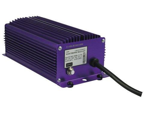 Lumatek 250 Watt, IEC Adapter