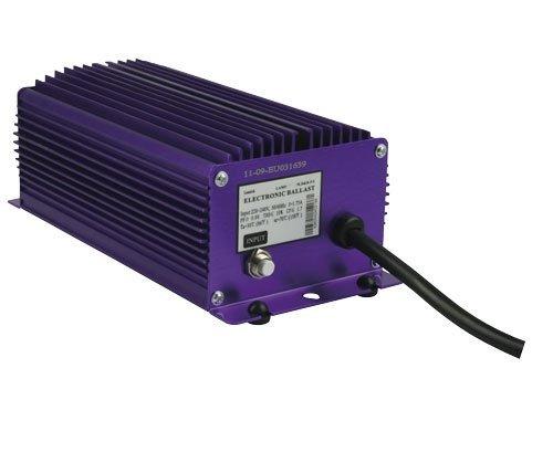 Lumatek 400 Watt, IEC Adapter