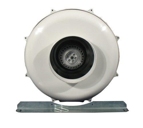 PK Rohrventilator 420-800m³/160mm/2 Stufen