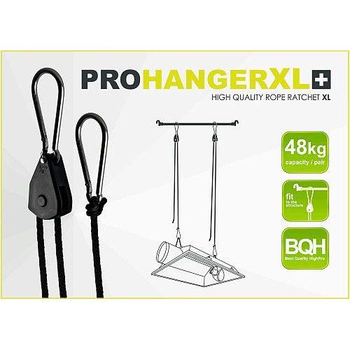 GHP Prohanger XL - Aufhängung