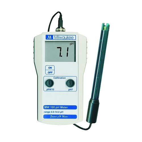 Milwaukee MW100 - pH Meter