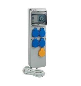 GSE Timerbox III - 4x600W / +HZ