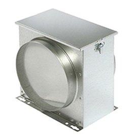 Filterbox mit Filtervlies - Ø 200