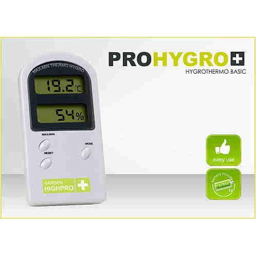 GHP Hygrothermo - Basic
