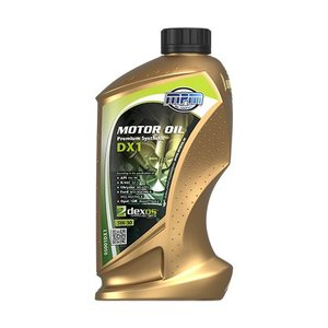 MPM Oil Motor Oil 5W-30 Premium Synthetic DX1