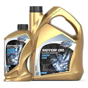 MPM Oil Motorolie 5W-30 Premum Synthetisch BMW / MB