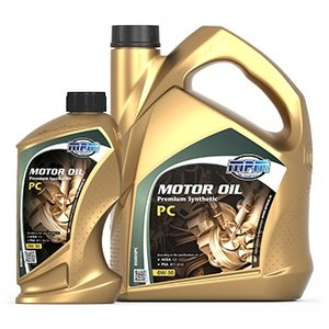 MPM Oil Motor olie 0W-30 Premium Synthetisch