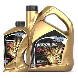 MPM Oil Motoroil 10W-60 Premium Synthetisch Sport