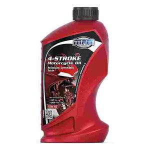 MPM Oil 4-takt motorfietsolie 15W-50 Premium Synthetisch Ester