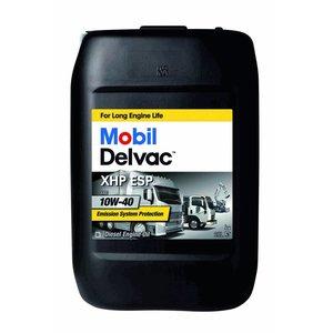 Mobil 1 Mobil Delvac XHP ESP 10W-40