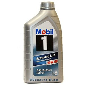 Mobil 1 Mobil 1 Extended Life™ 10W-60