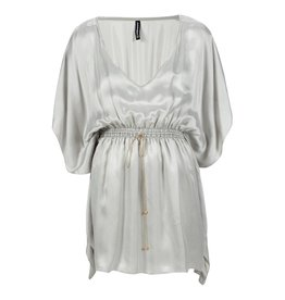Dress Surya Silver Green