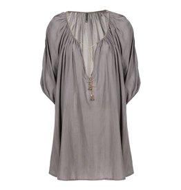 Kaftan Dress Lolita Charcoal
