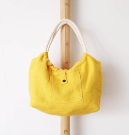 Bag 'Plage Amor' Lemon