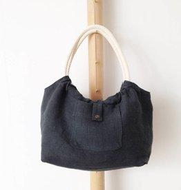 Bag 'Plage Amor' Charcoal