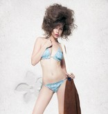 Bikini Libertad In Love Green