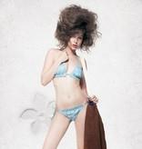 Bikini Libertad In Love Red