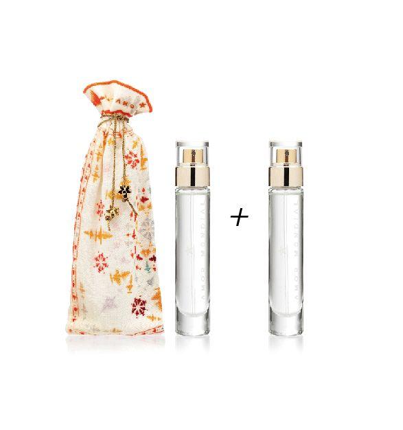 | Amor Mondial | Eau de Parfum x 2