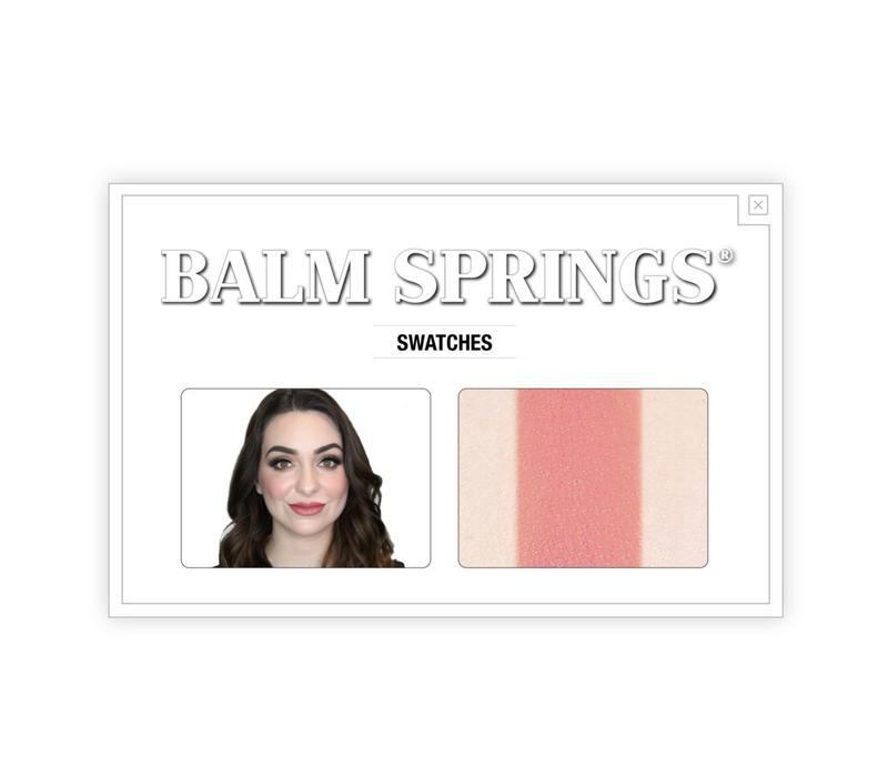 The Balm Balm Springs Blush