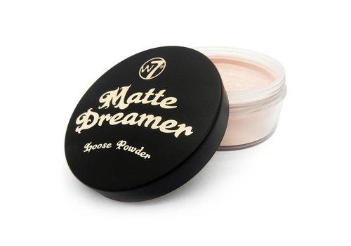 W7 Cosmetics Matte Dreamer Loose Powder