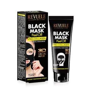 Revuele Revuele Peel Off Black Mask Pro Collagen