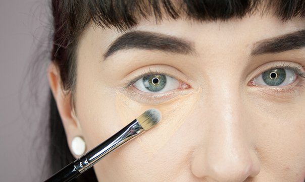 How to: Concealer aanbrengen