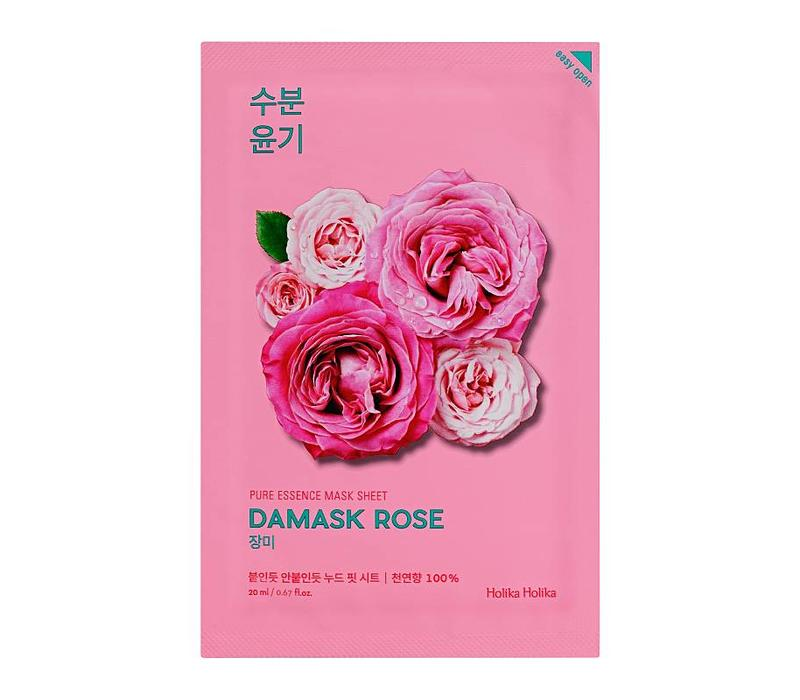 Holika Holika Pure Essence Mask Sheet Damask Rose