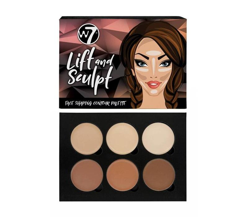W7 Lift and Sculpt Palette