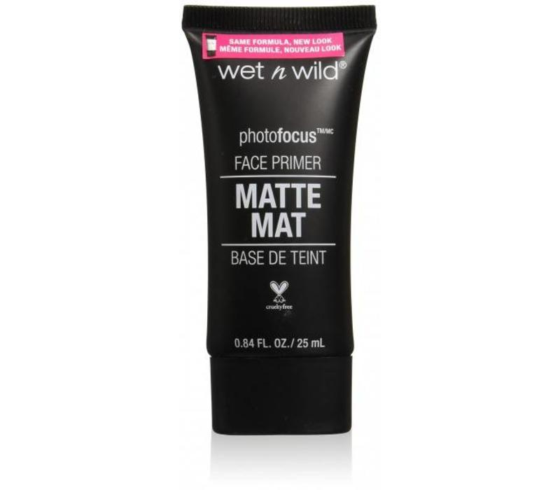 Wet 'n Wild Photo focus Matte Face Primer