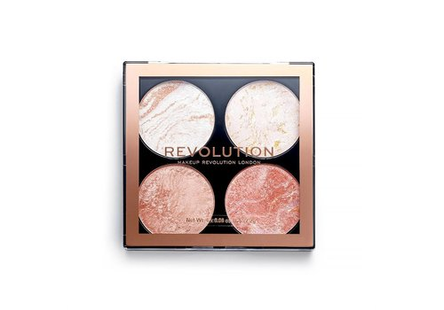 Makeup Revolution Cheek Kit Take A Breather