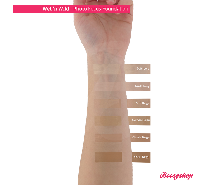 Wet 'n Wild Photo Focus Foundation