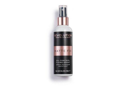 Makeup Revolution Oil Control Fixing Spray 100ml