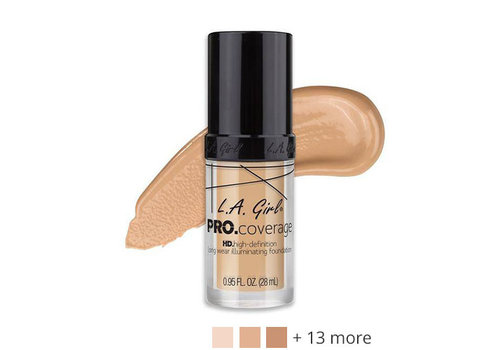 LA Girl HD Liquid Foundation