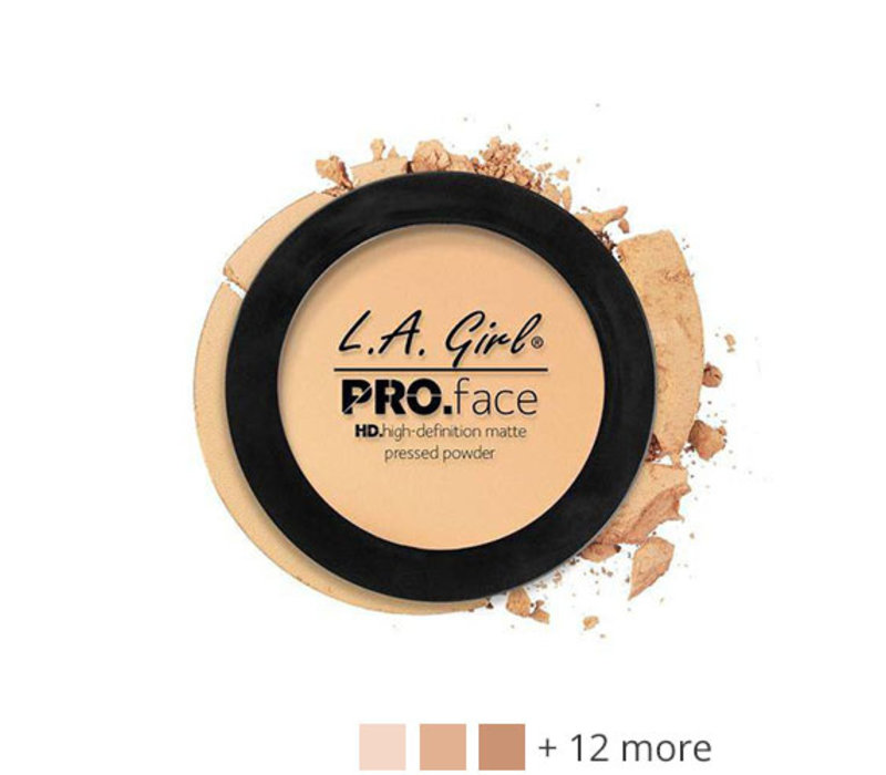LA Girl HD Pro Face Pressed Powder