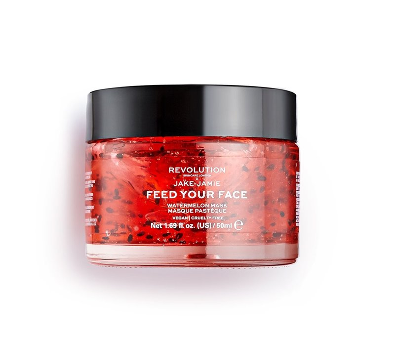 Revolution Skincare x Jake - Jamie Watermelon Hydrating Face Mask