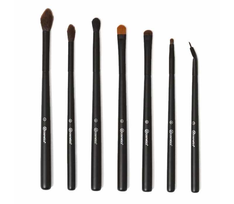 BH Cosmetics Smokey Eye Essentials Brush Set