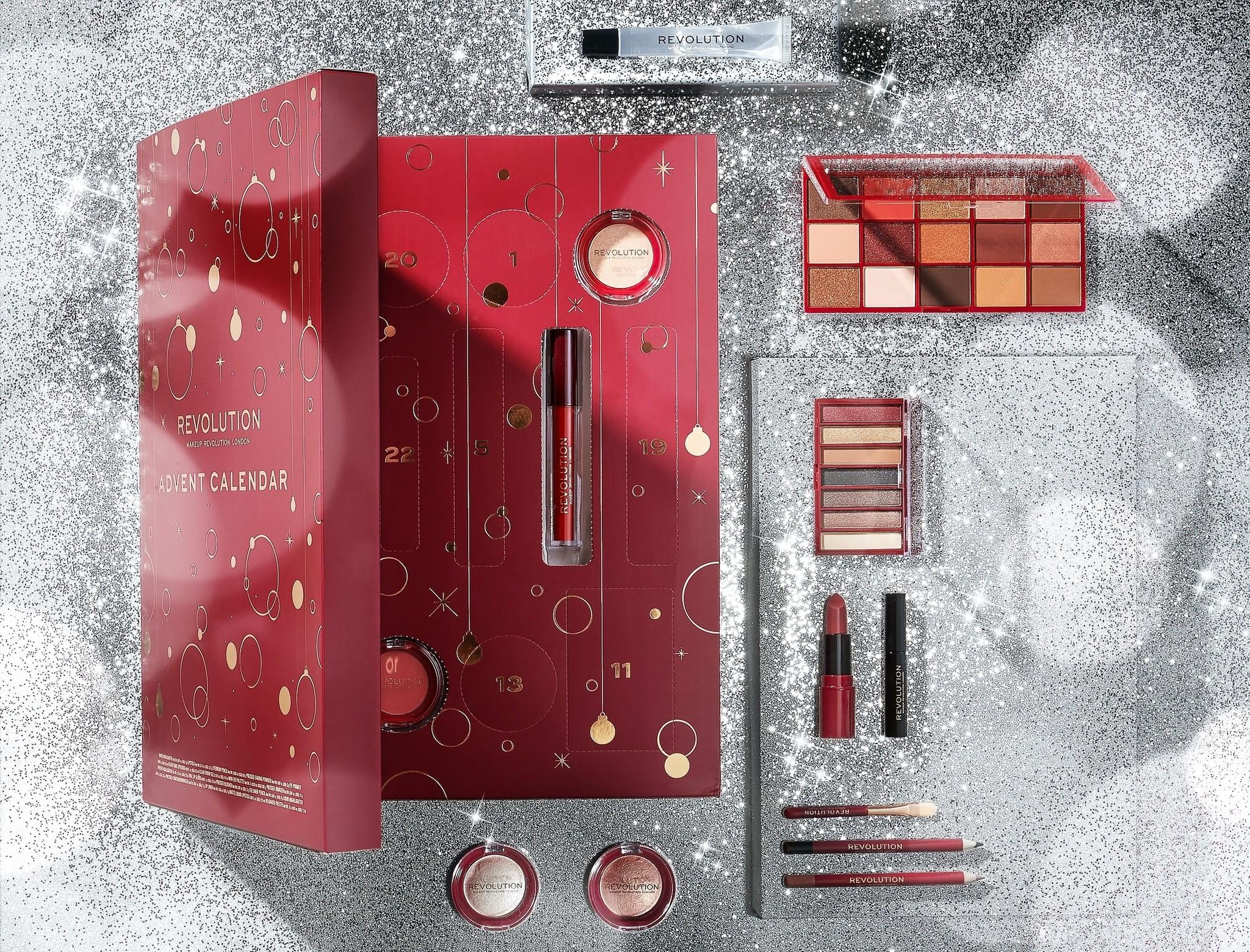 Welke Makeup Adventskalender kies jij om af te tellen naar  Kerstmis?