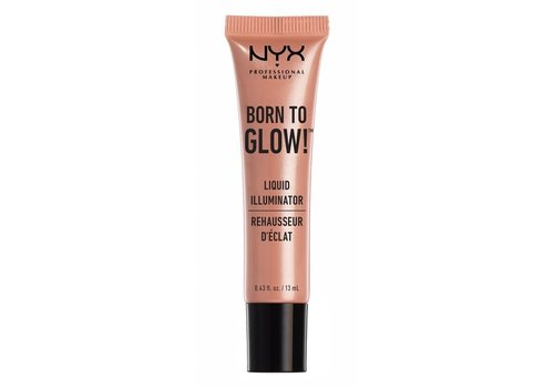 NYX Professional Makeup Born To Glow Liquid Illuminating Mini Gleam