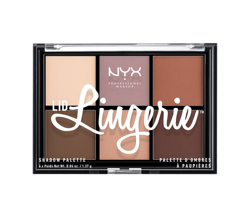 NYX Cosmetics Lingerie Shadow Palette
