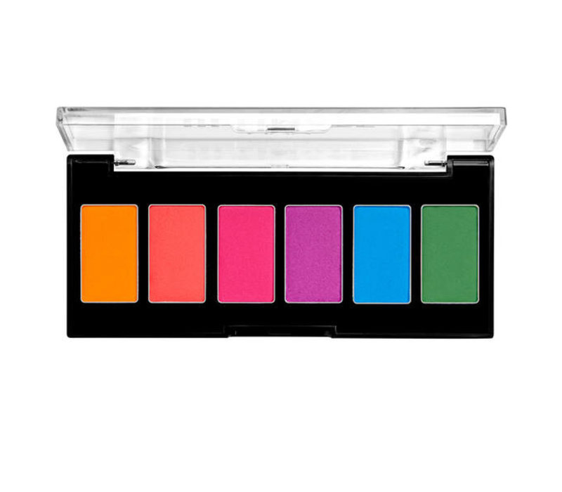 NYX Cosmetics Ultimate Edit Petite Shadow Palette Brights