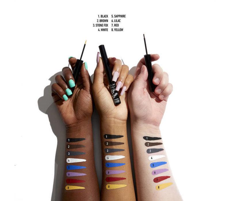 NYX Cosmetics Epic Wear Semi Perm Liquid Liner Black
