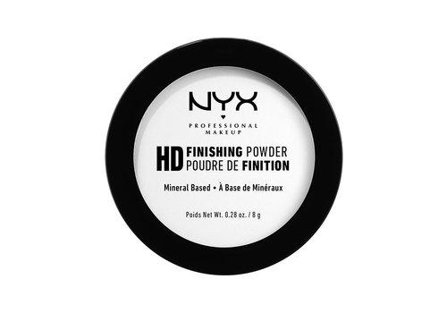 NYX Professional Make Up High Definition Finishing Powder Translucent