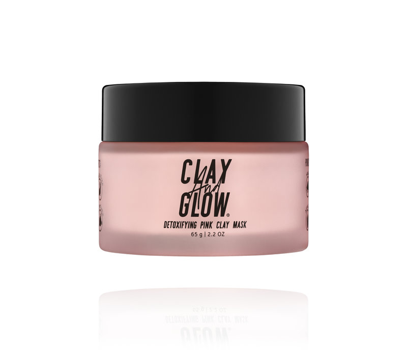 Clay And Glow Pink Clay Mask 65 gr.
