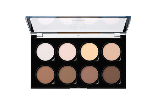 NYX Professional Makeup Highlight & Contour Pro Palette