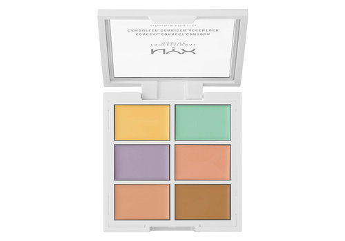 NYX Professional Make Up Color Correcting Palette