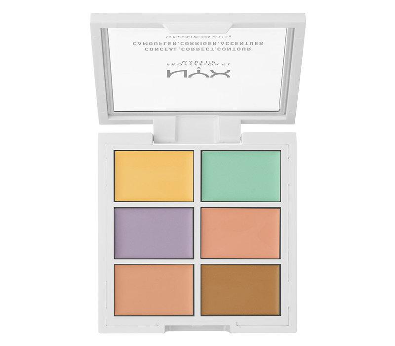 NYX Cosmetics Color Correcting Palette