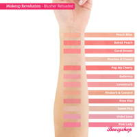 Makeup Revolution Blusher Reloaded Rose Kiss