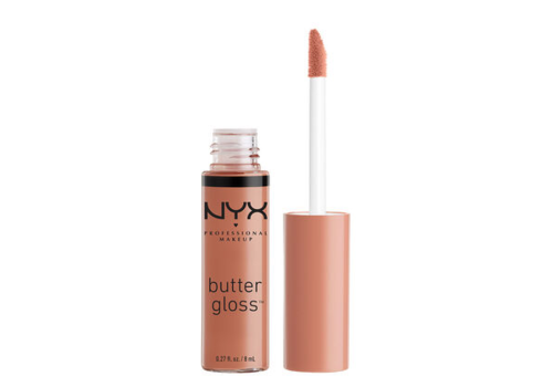 NYX Professional Make Up Butter Gloss Madeleine